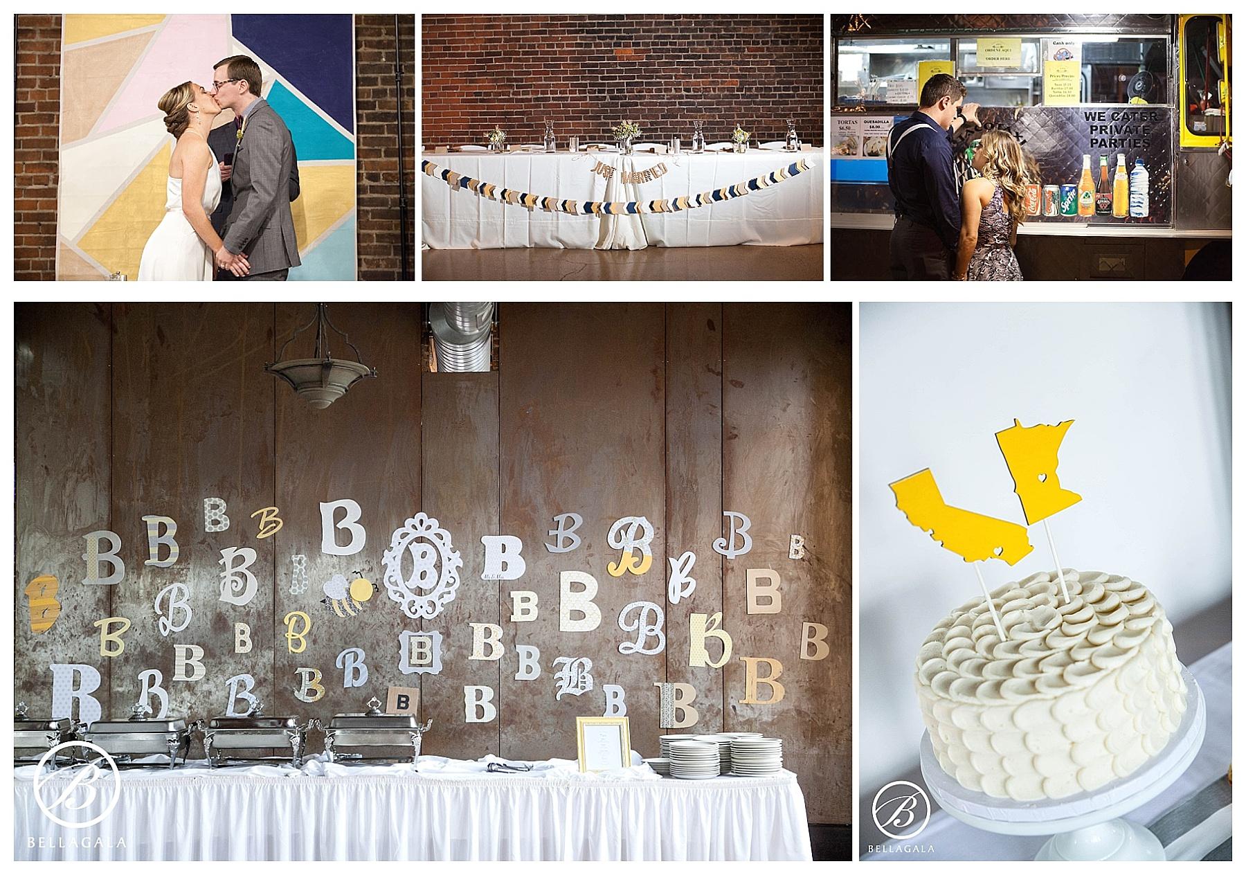 Emily Barrera Photography (top row), Bellagala Photography (bottom row)