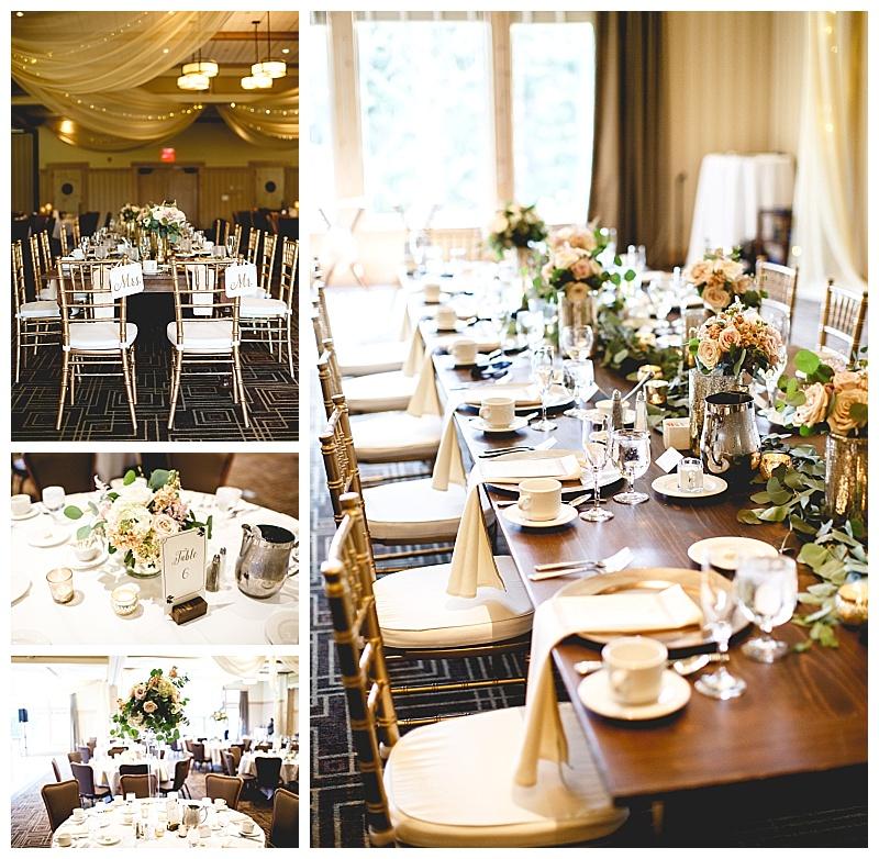 Reception Decor, MN, Janelle Elise Photography, Jessica Wonders Events