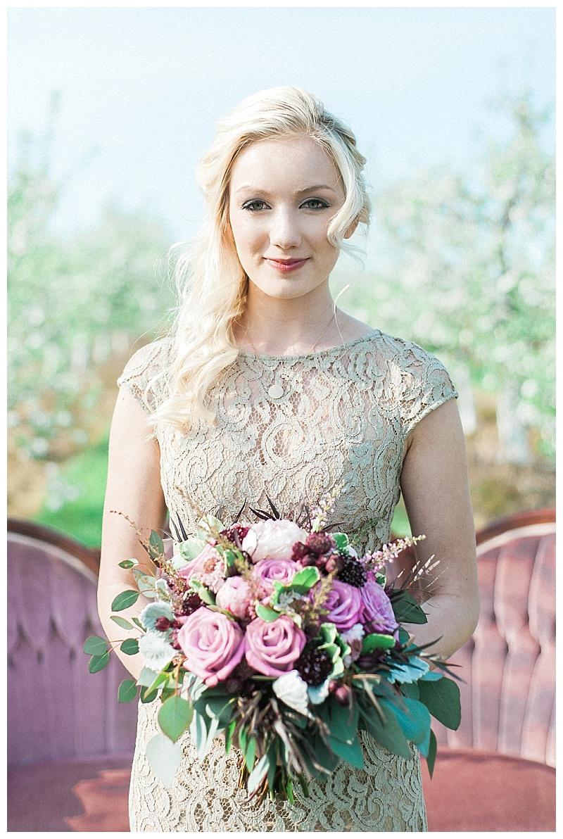 Pink wedding flowers, pink bridal bouquet  Jessica Wonders Events, Minneapolis, MN