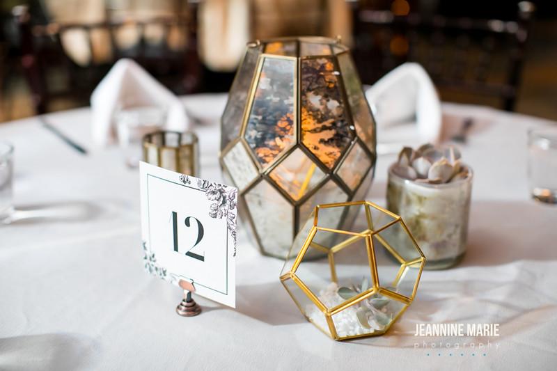 Wedding lantern centerpieces,  Jessica Wonders Events, Minneapolis, MN