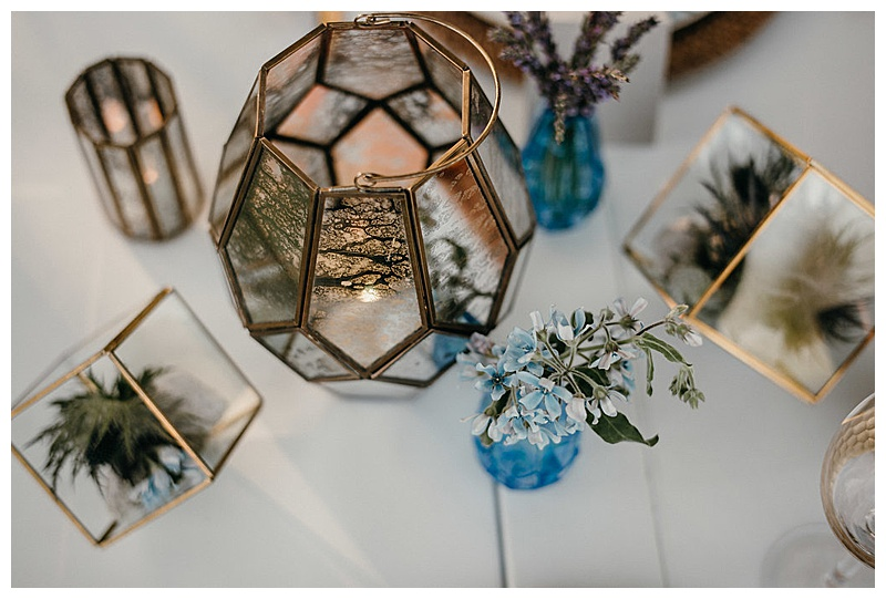 Romantic candle light table decorations, wedding Jessica Wonders Events, Minneapolis, MN Event Planner, Floral Designer