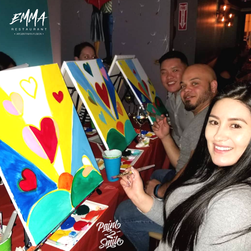 private paint parties for adults