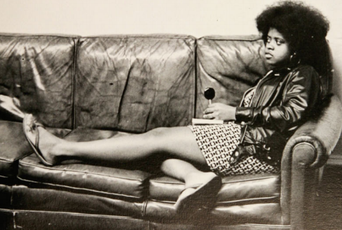 Emory student, 1971