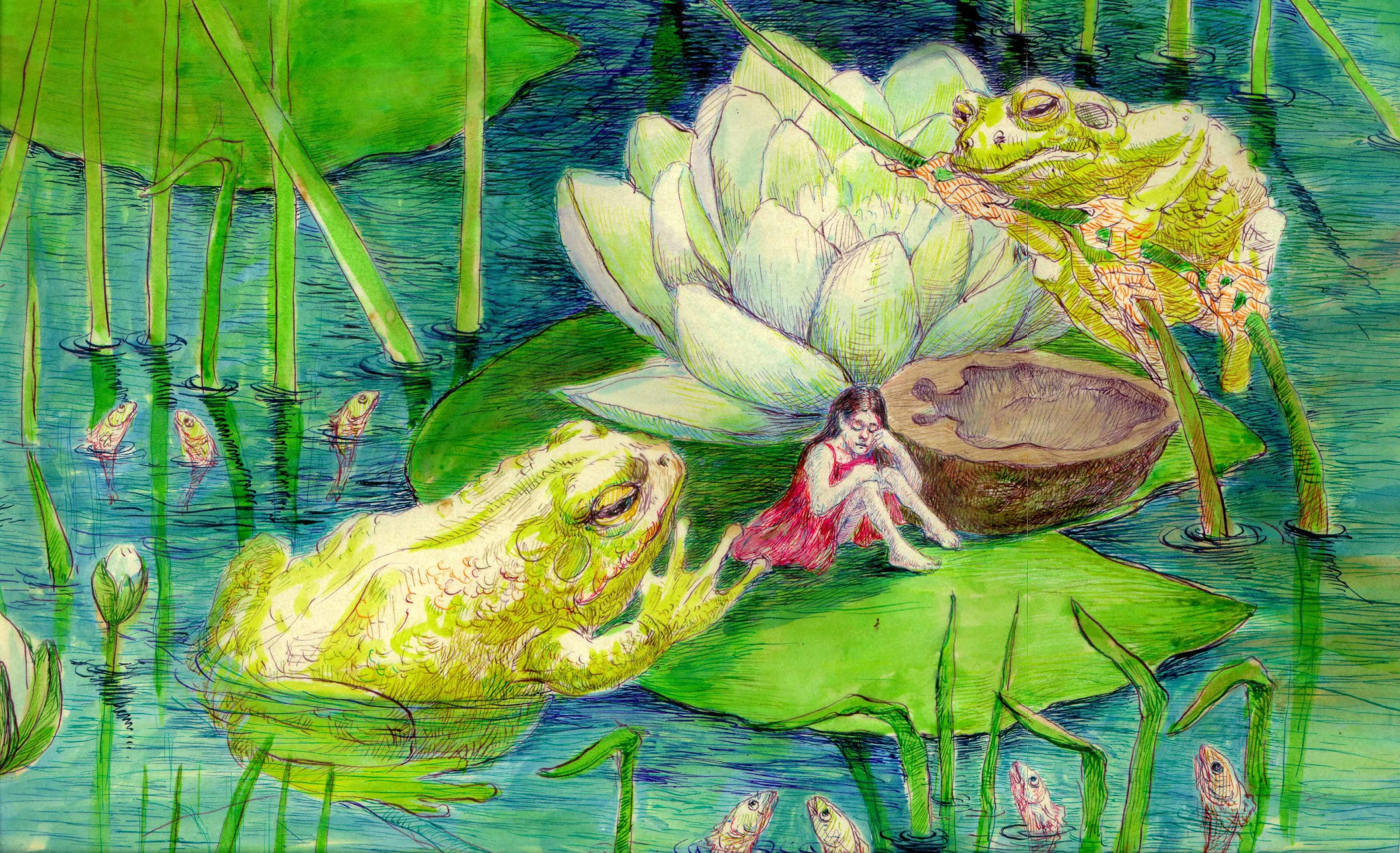 thumbelina with mother toad and her son.jpg