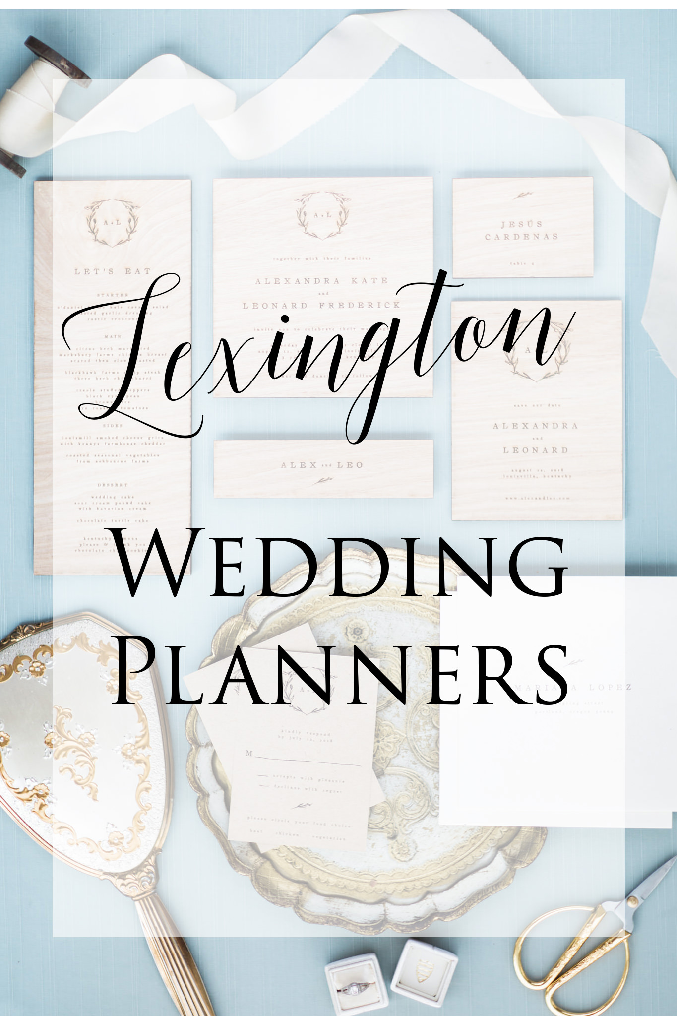 Best Wedding Planners in Lexington, KY | Jeff and Michele Photography