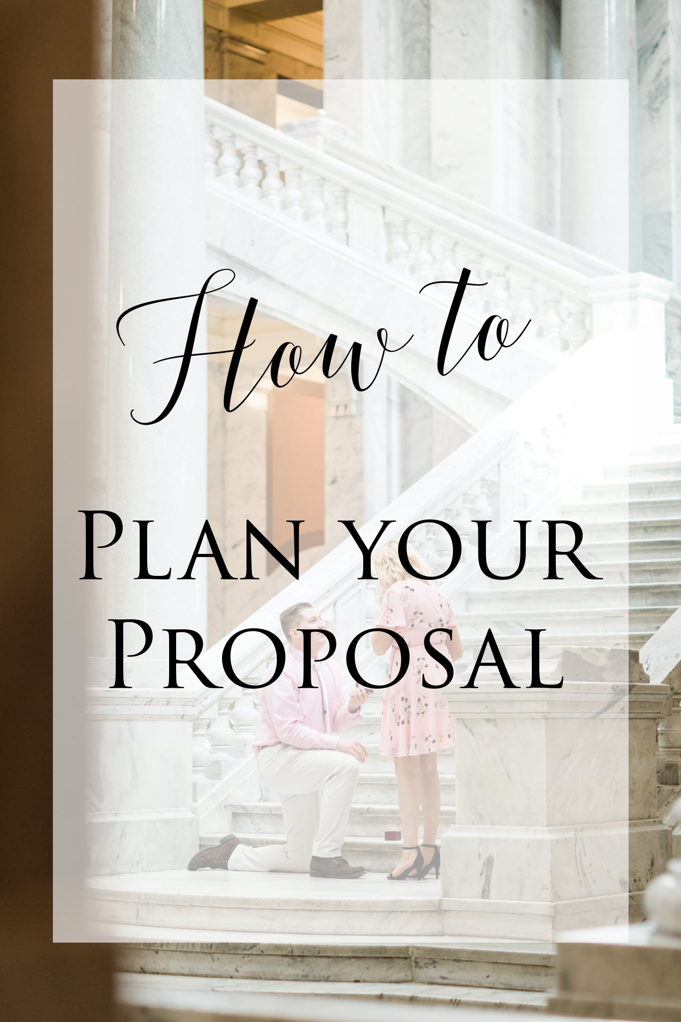 How to Plan an Unforgettable Marriage Proposal Wedding Photographer Louisville