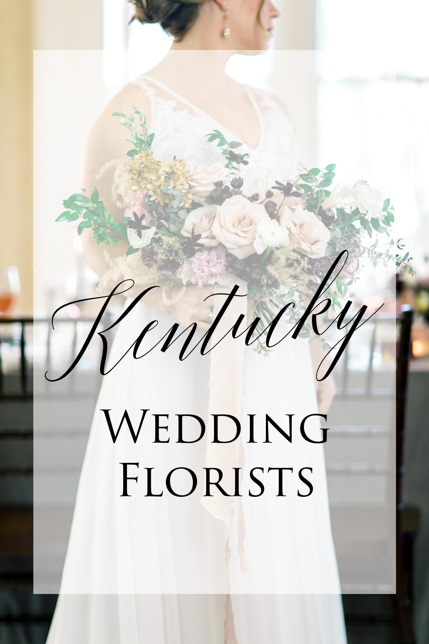 Top Wedding Florists in Kentucky