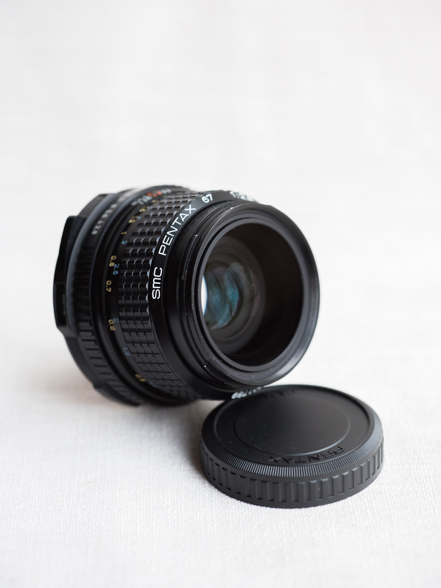 Image of the SMC Pentax 67 75mm f/2.8 AL Lens