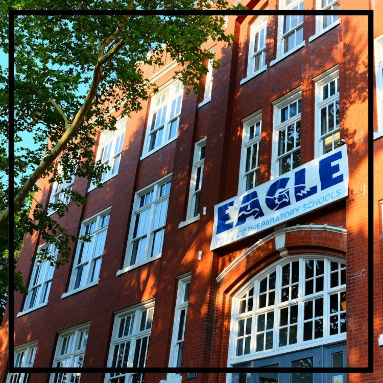 Eagle College Prep - Education and Historic PreservationGravois Park