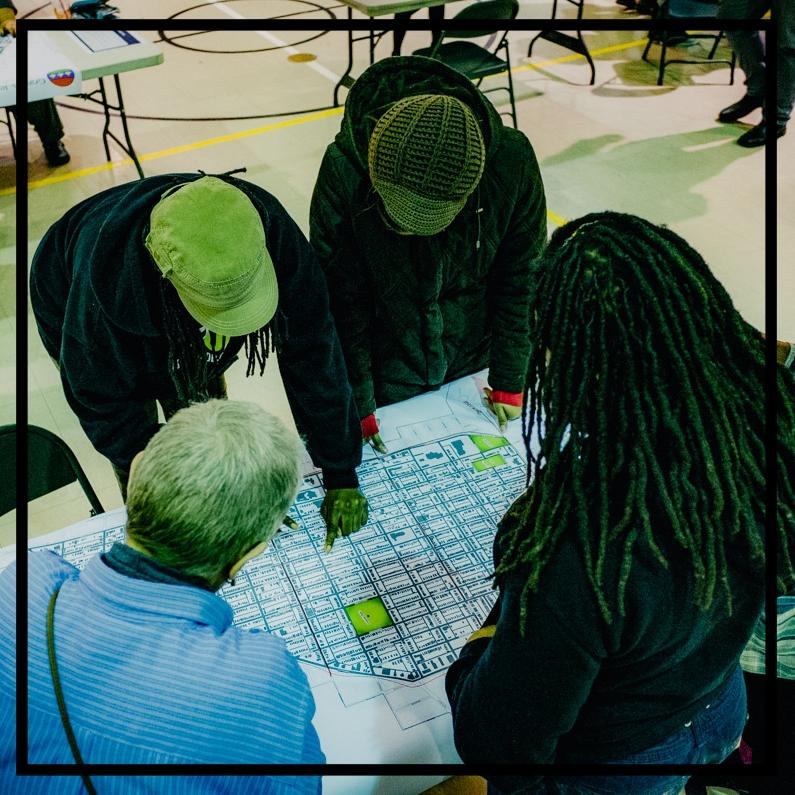 Community-Based Planning - Historic NeighborhoodsBenton Park West, Gravois Park, Dutchtown