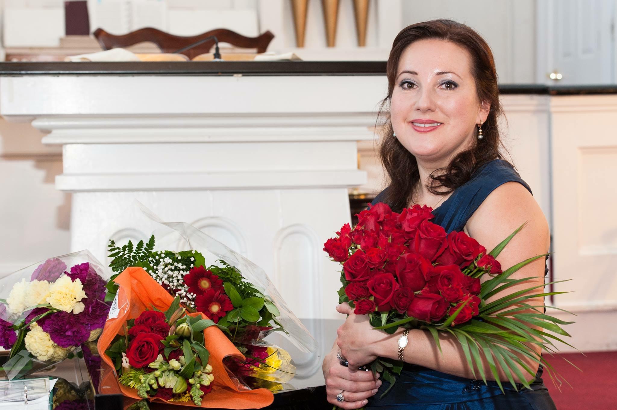 Liliya Bikbova