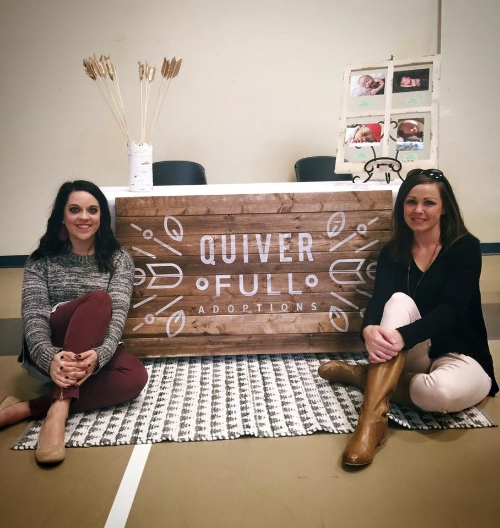 Casey & Elizabeth from Quiver Full
