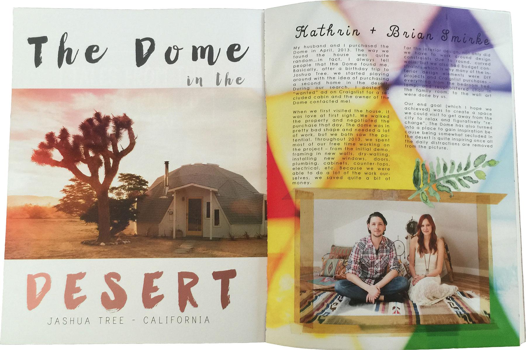 Bohemian Collective Magazine ▲ www.WeAreInOurElement.com