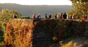 FORT TRYON PARK OVERLOOK