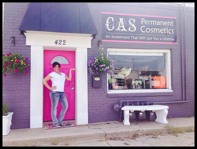 C.A.S Permanent Cosmetics - 422 Battleground AvenueGreensboro, NC 27401336-233-1959