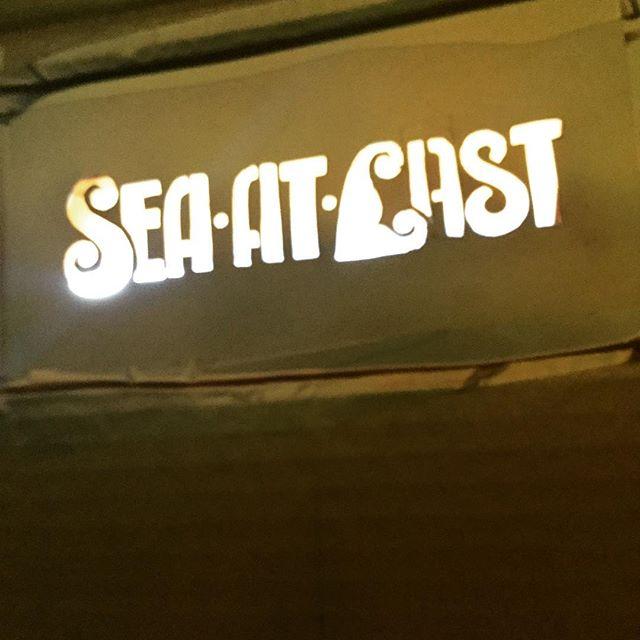 #Golden #Stencil for #Atlas #Art #Box #Vinyl #Collectors #limitededition LINK in BIO - 45 left. #viva #music #seaatlast #rocknroll #sea #seaside #toryelena #firemist #seaatlast