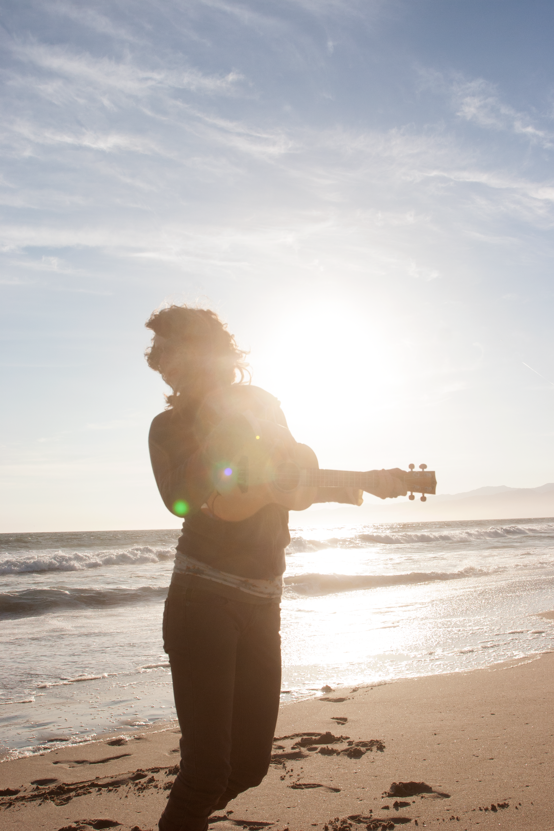 Photo by Cohen on a magical afternoon on Venice Beach in 2012