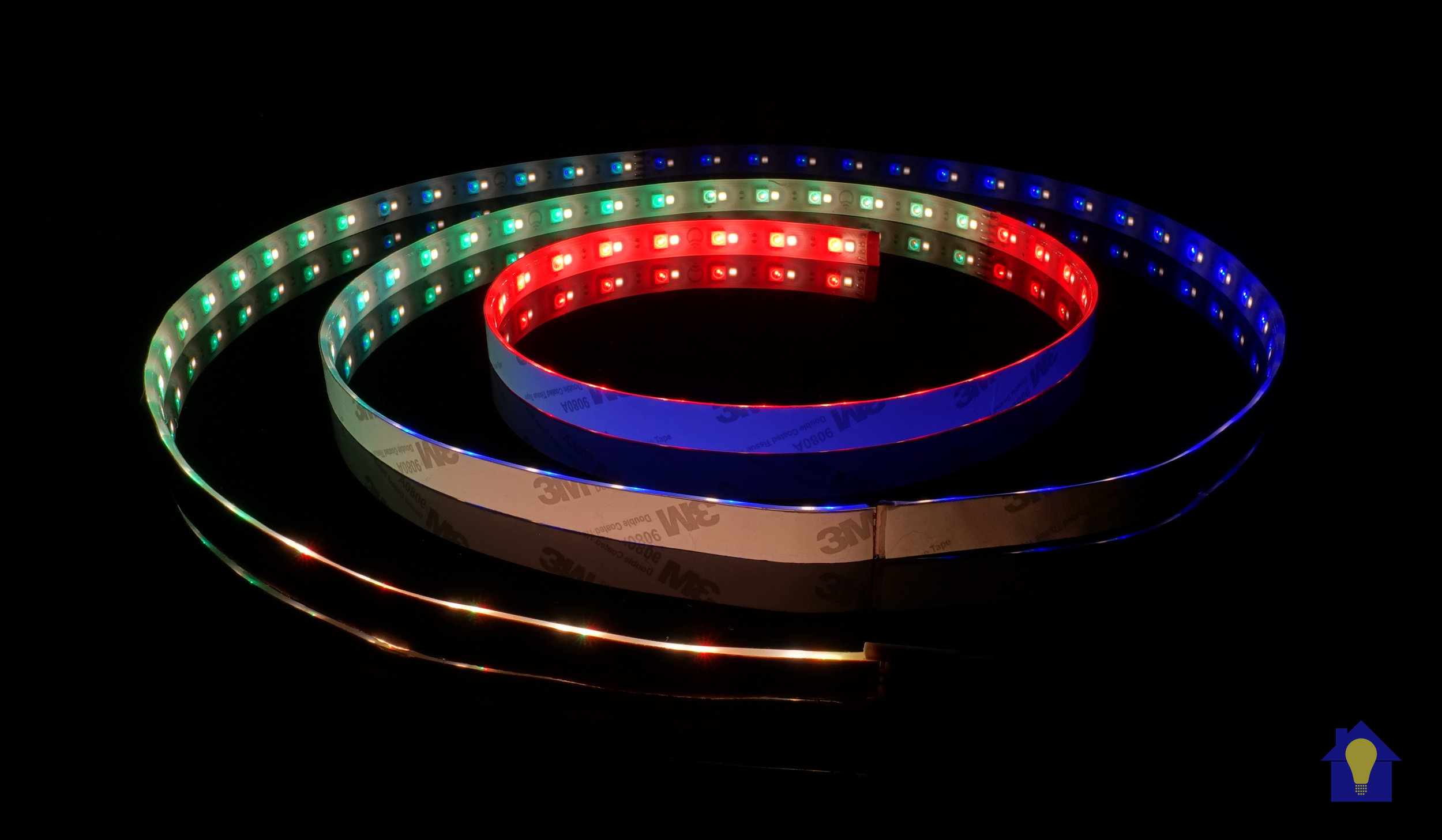 Unboxing + Review: LIFX Z Color-Changing LED Strips | Smarter Home Life
