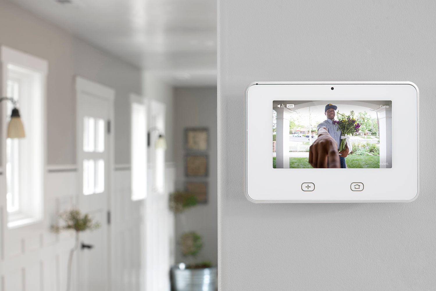 Vivint's appropriately-named SkyControl Panel