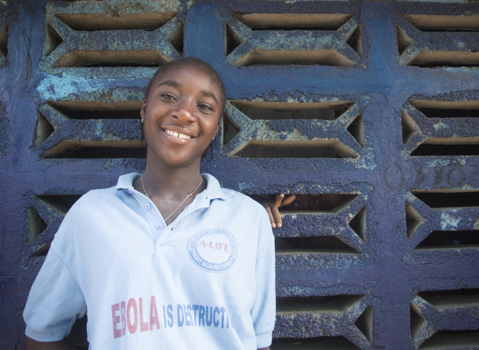 Our Work:   Africa Responds To Ebola    Learn More
