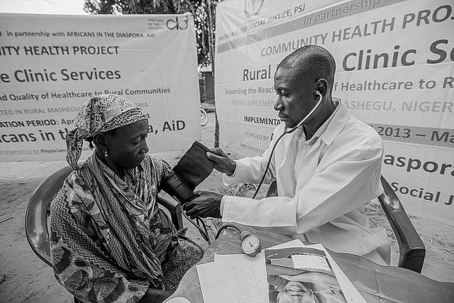 Mobile health services in action