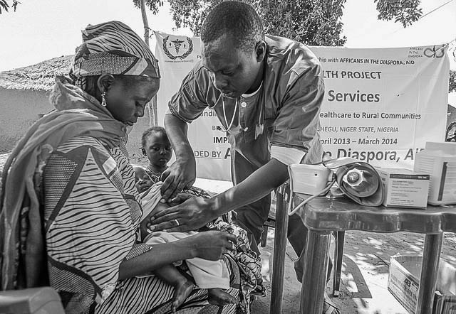 Maternal and child health is a core focus