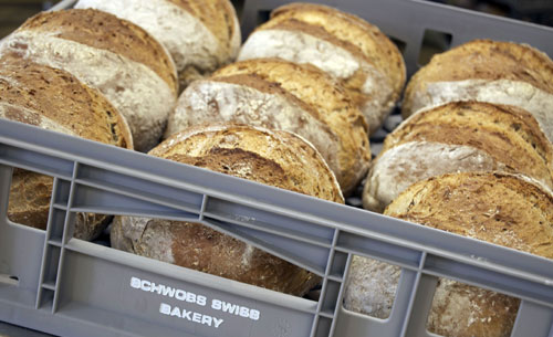 Swiss bakery wholesaler