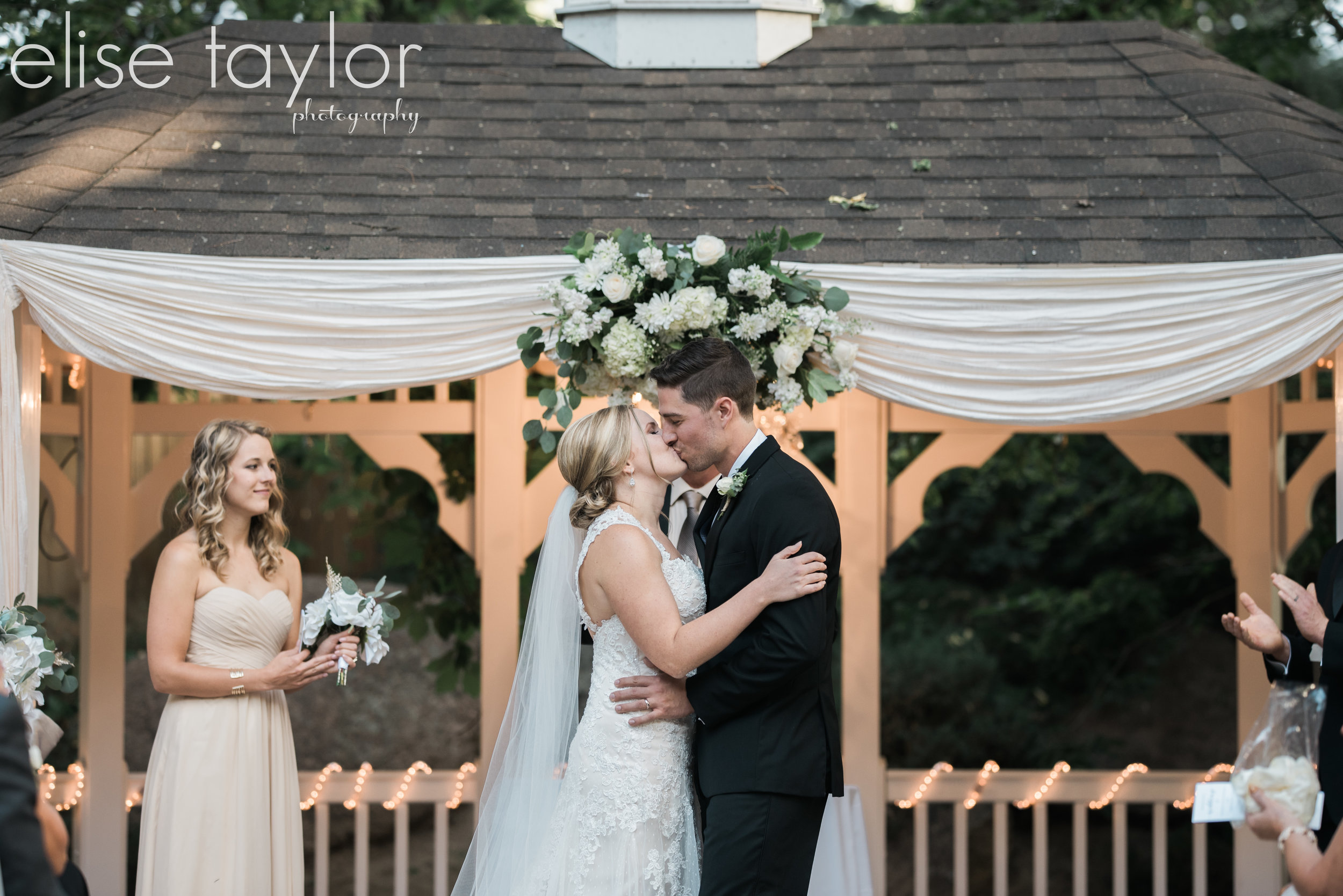 Wedgewood Tapestry House Wedding in LaPorte, Colorado