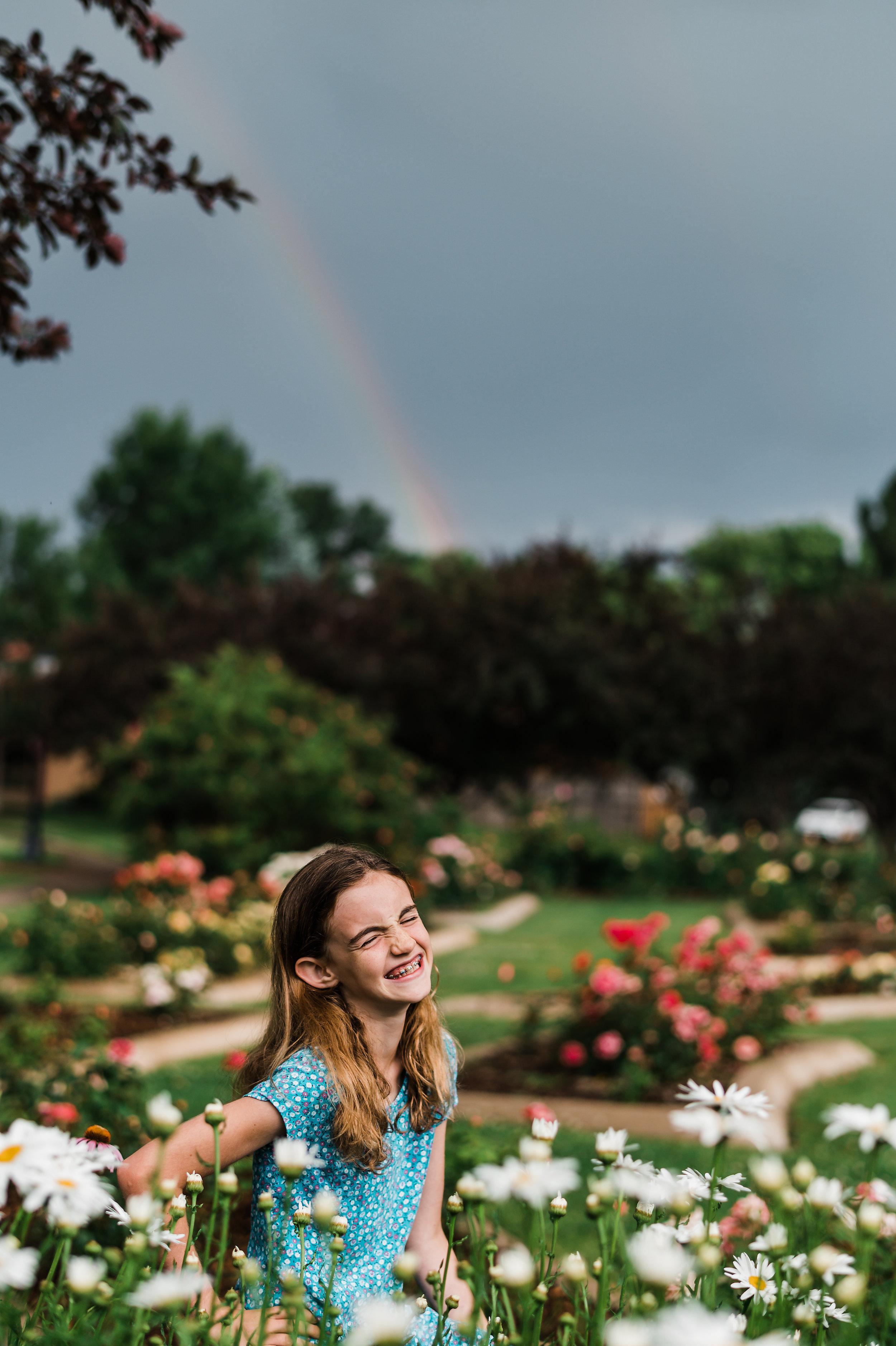 Longmont Rose Garden