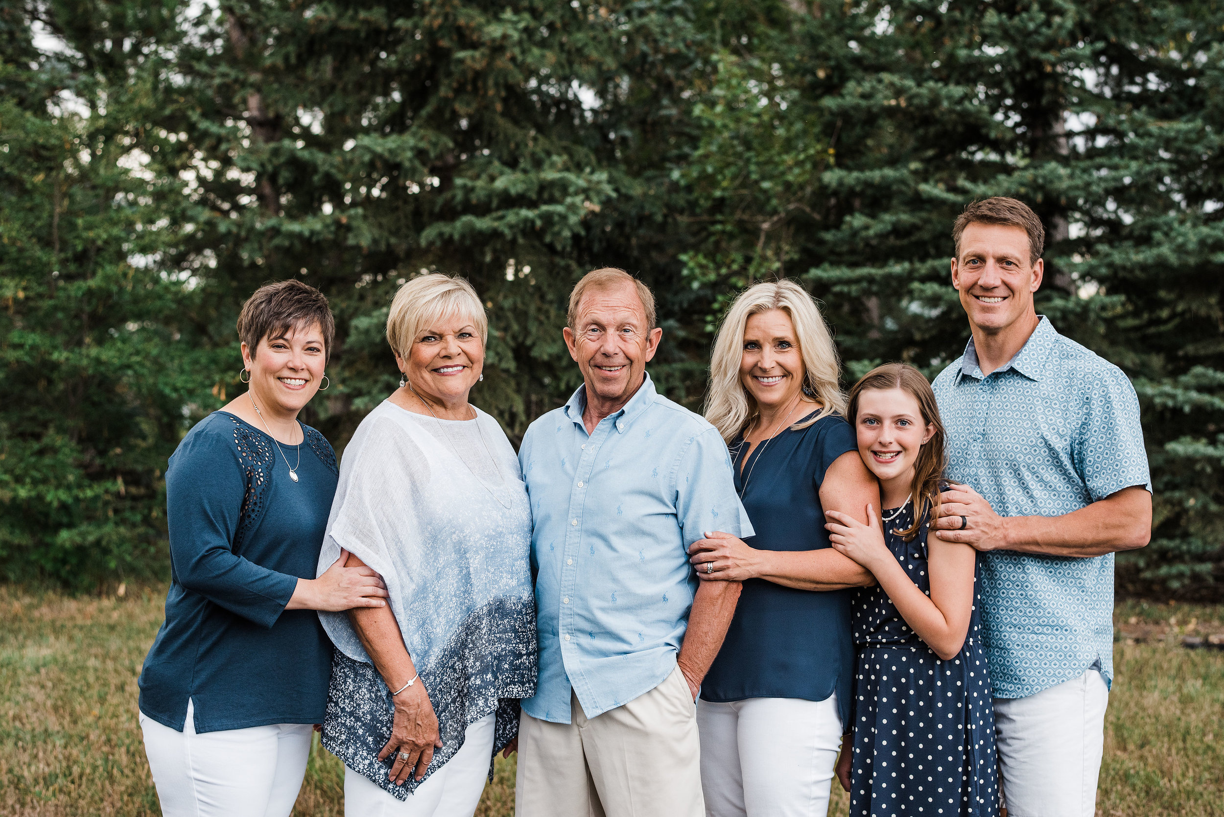Loveland Extended Family Session