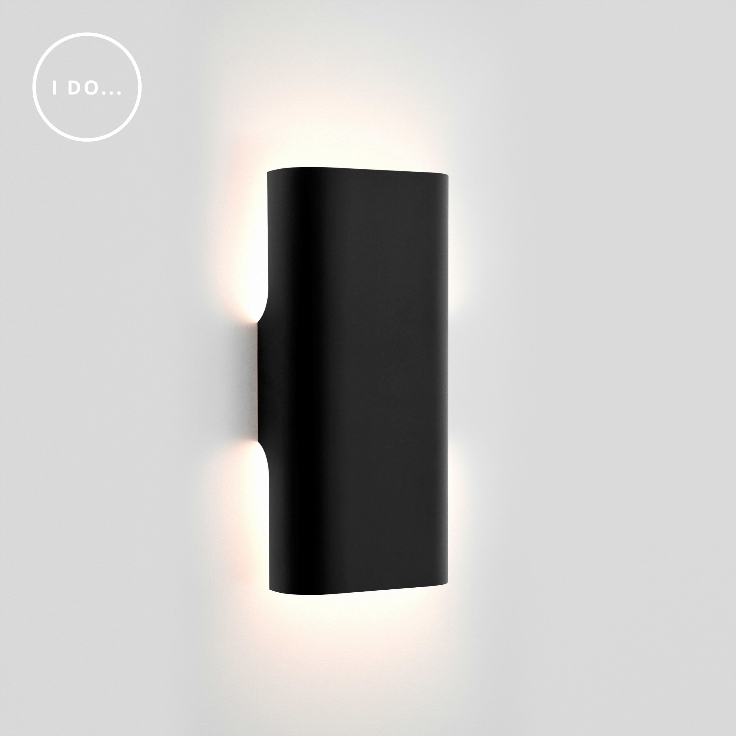 ISM Objects_I Do Up Down Large flat black 2_Wall_WT.jpg