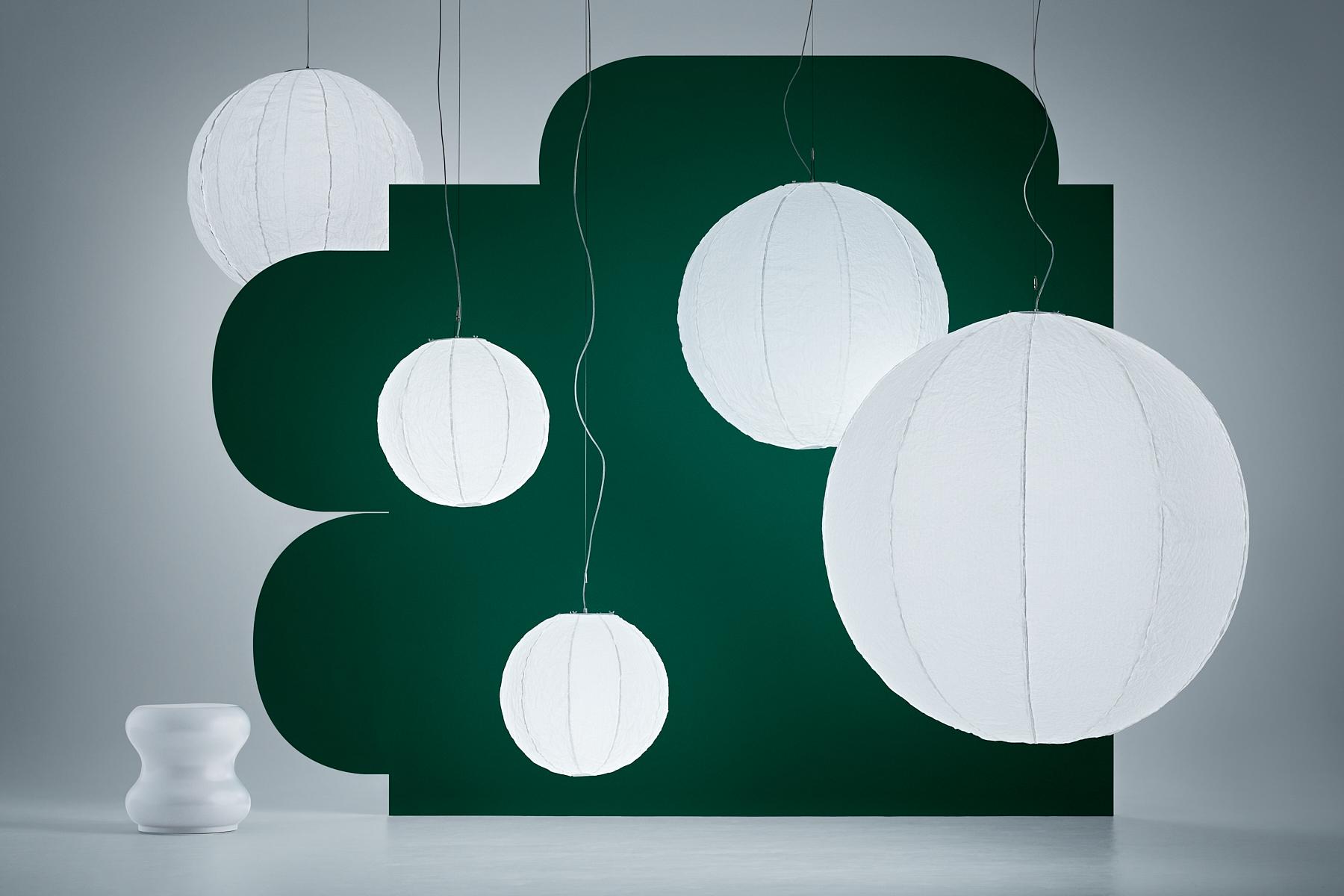 Grapho Bubble Pendant Collection