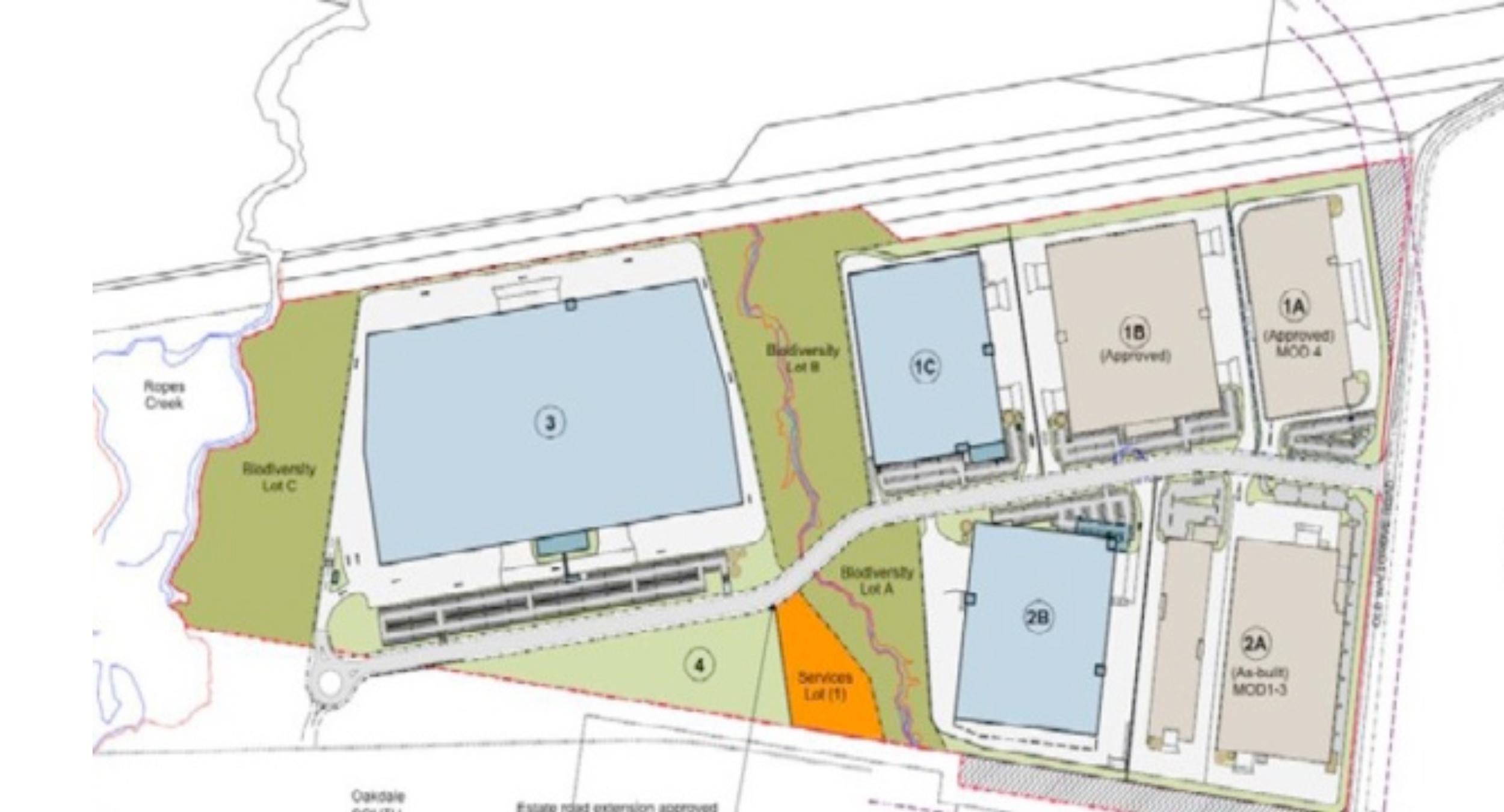 Oakdale Central Industrial Estate
