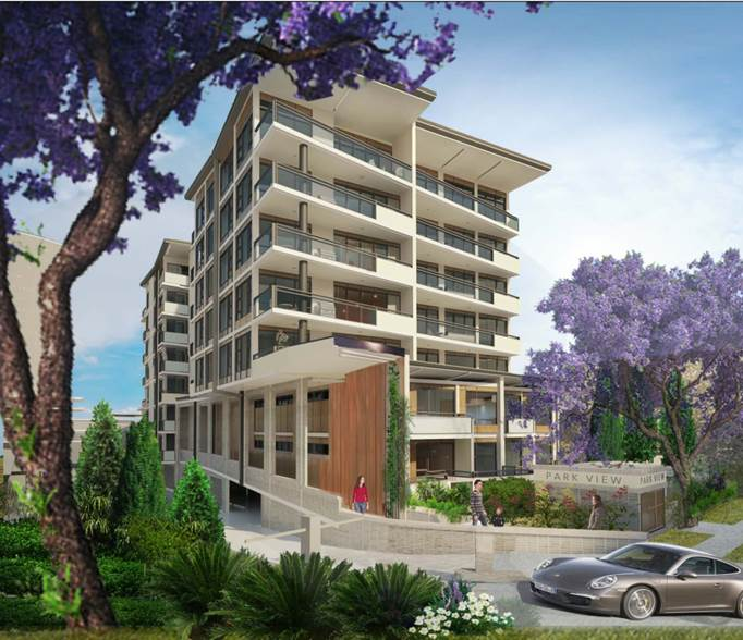 50 Unit Residential Flat Building, Carlingford