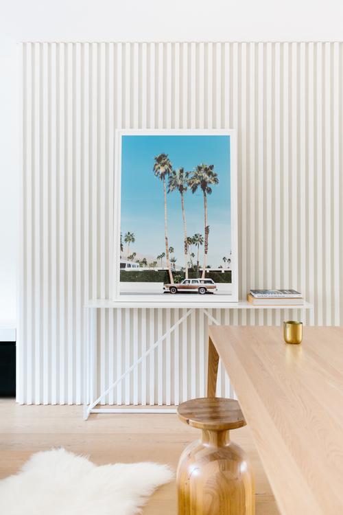 Palms Portrait