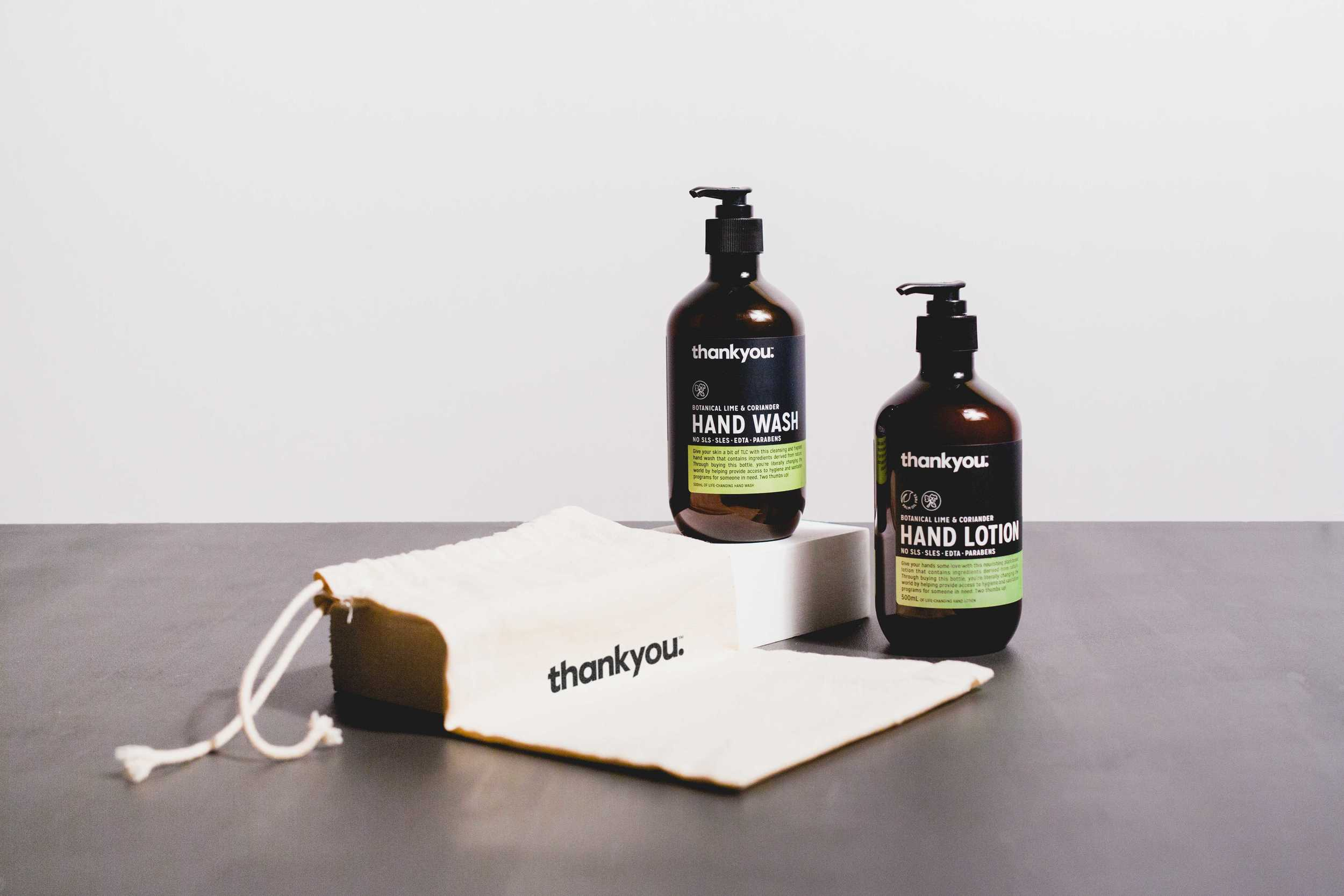 Thankyou -  Special KK Hand wash and Hand Lotion pack $15.00