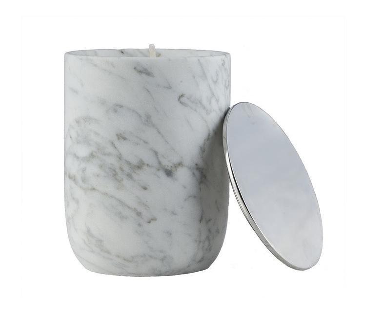eKhi -  Marble Candle, Coconut & Lime - $89.95