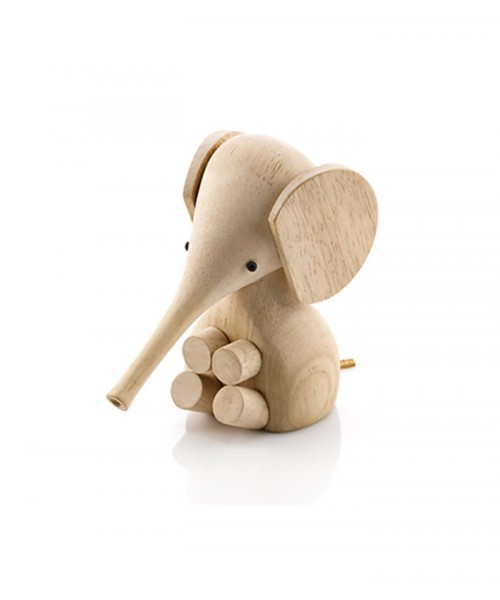 Wooden Elephant -  Urbaani - available at In my hood