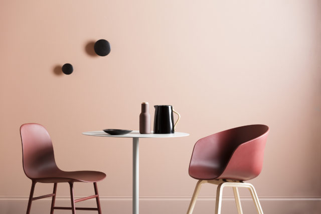 Haymes Interior Expressions low sheen acrylic in Ironstone - part of the 'Pitch Dark' collection