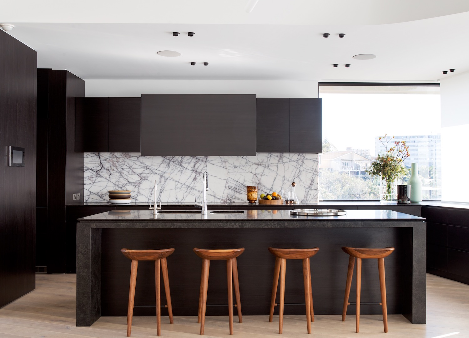 ARCHITECTURE:Porebski Architects |PHOTOGRAPHY:Andrew Worssam and Justin Alexander