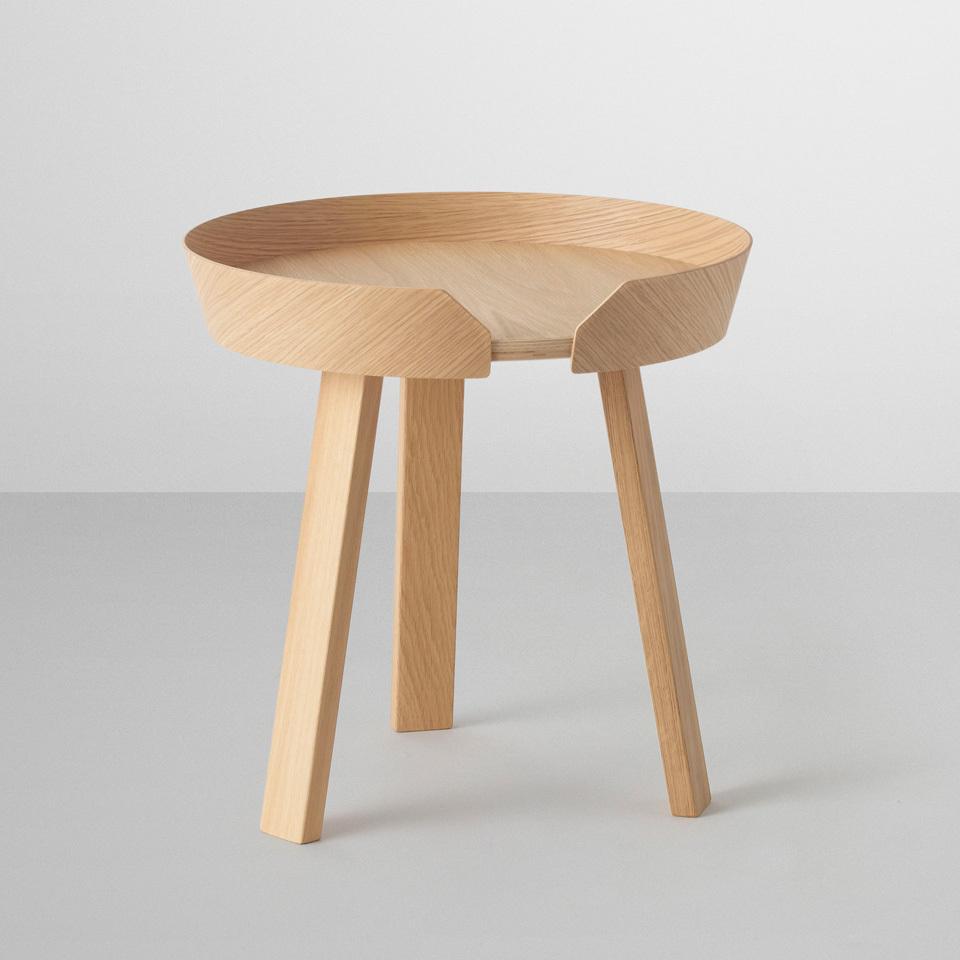 2. Around Small Table -  Muuto