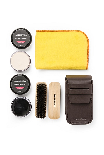 Shoe Care Kit - Country Road