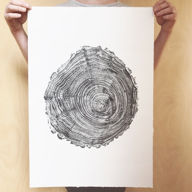 Willow I Print - Dot + Pop