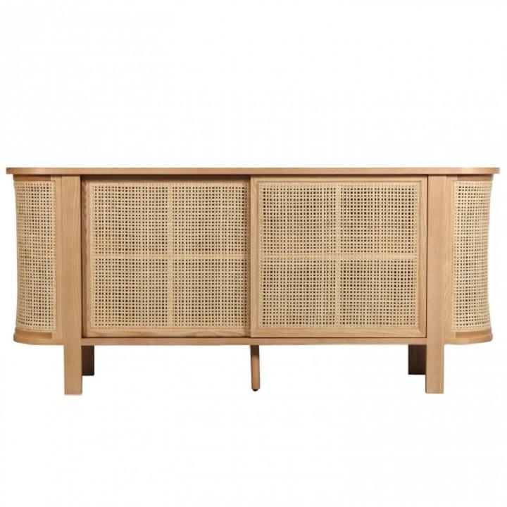 Cane Console -  ClickOn Furniture