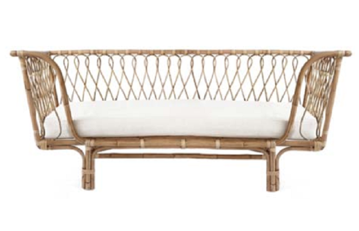 St Elmo Day Bed -  The Rattan Collective
