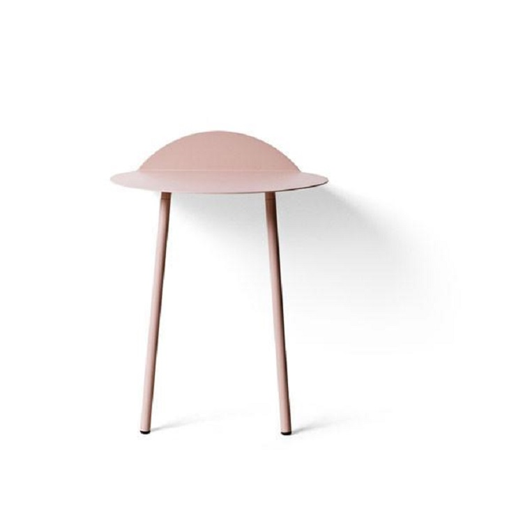 Simple Form |  Yeh Table Low Blush Menu $240