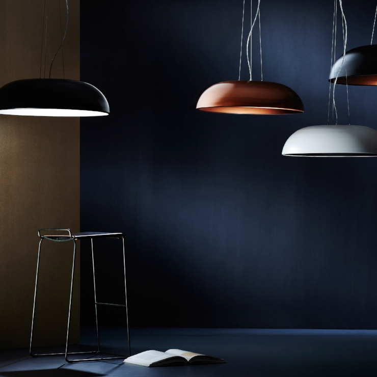 ISM Objects -  Clinker Pendant Collection