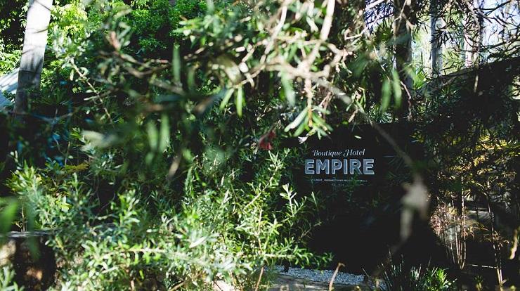 Empire retreat and spa