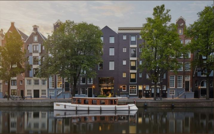All images from Pulitzer Amsterdam
