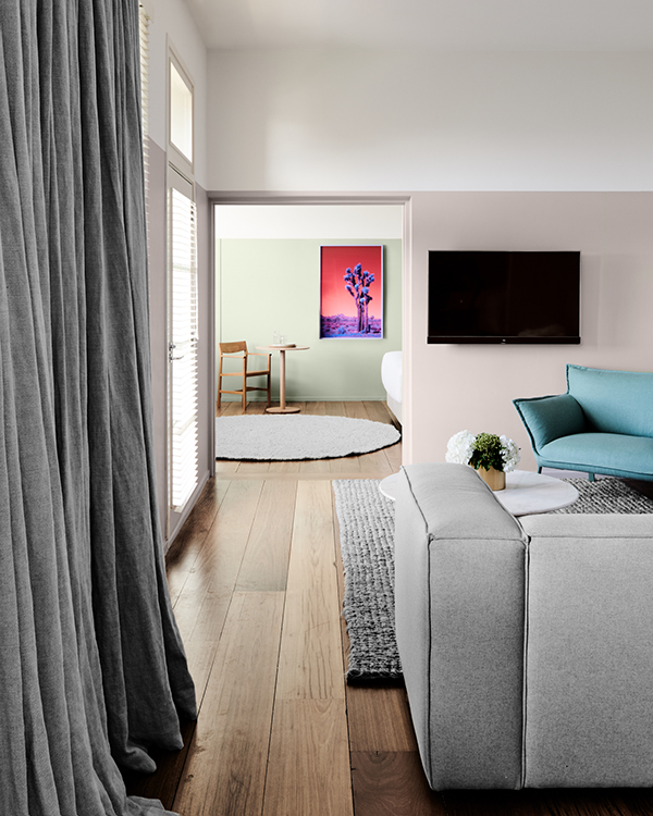 Interior Design by  Meme Design  |Photography by  Tom Blachford .